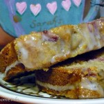 2014-06-14 Glazed strawberry bread