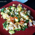 2014-07-08 Omelette fail