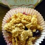 2014-07-11 Blueberry muffins