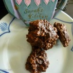 2014-07-28 Milk Chocolate (chocolate crackle cookies)