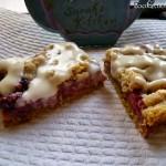 2014-08-07 Raspberry cream slice