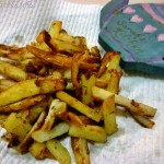 2014-08-12 Julienne fries