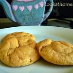 2014-10-01 Homemade cookies