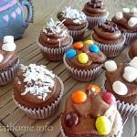 2014-10-18 Chocolate cupcakes