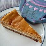 2014-10-21 Pumpkin cheesecake