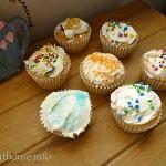 2014-11-10 Vanilla cupcakes
