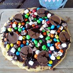 2014-11-29 Chocolate pizza