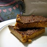 2014-12-16 Chocolate covered peanut butter slice