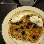 2015-01-28 Blueberry pancake