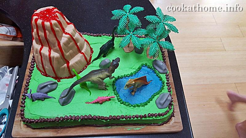 Aaron's cake