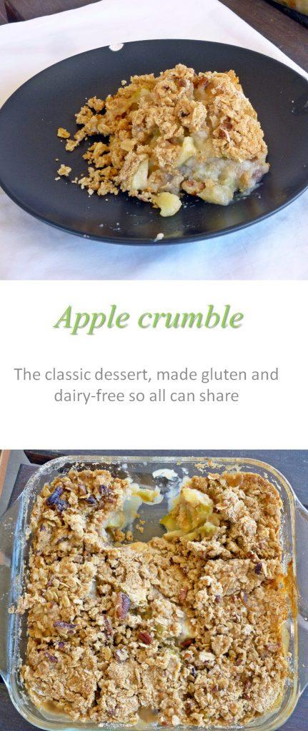 apple-crumble