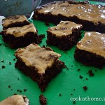 Brownies - almond butter