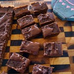 Brownies - sweet potato