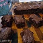 Brownies - zucchini