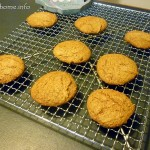 Chewy ginger snaps
