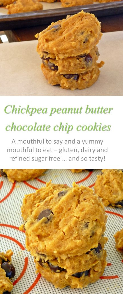 chickpea-peanut-butter-choc-chip-cookie