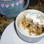 Cinnamon & date oatcake