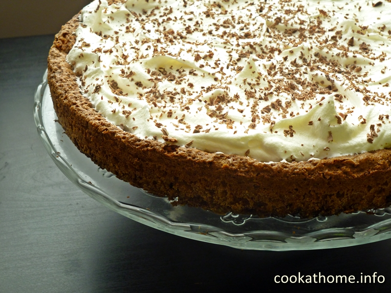 Nigellas flourless chocolate cloud cake Cook at Home Cook at Home