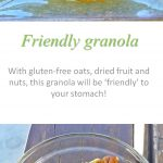 Friendly granola