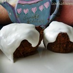 Gingerbread muffins 2014-12