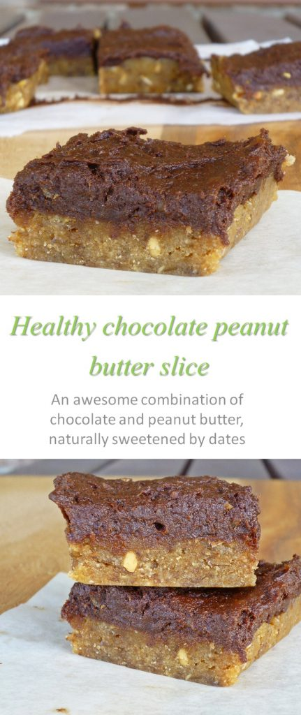 healthy-choc-peanut-butter-slice