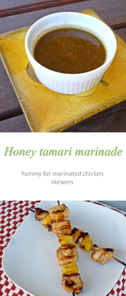 honey-tamari-marinade