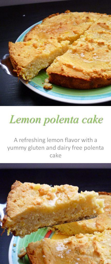 lemon-polenta-cake