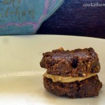 No-bake peanut butter oreos