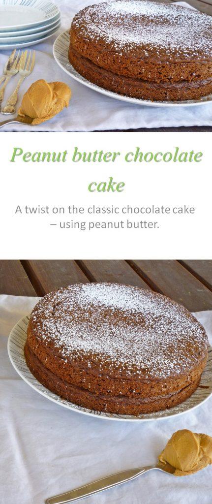 peanut-butter-chocolate-cake