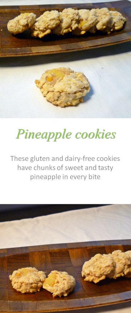 pineapple-cookies