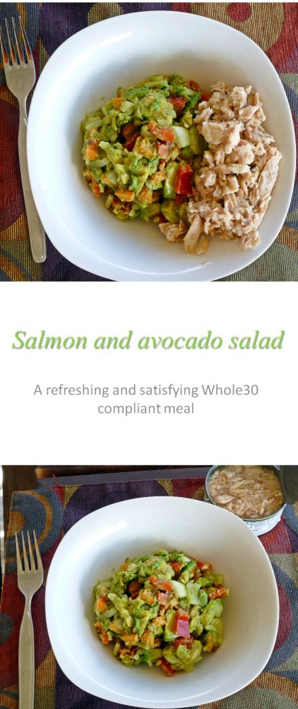 salmon-and-avocado-salad