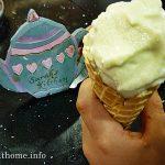 Stacia's peppermint ice cream