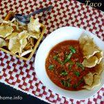 Taco Soup P