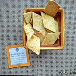 Healthy tortilla chips with Pranayums