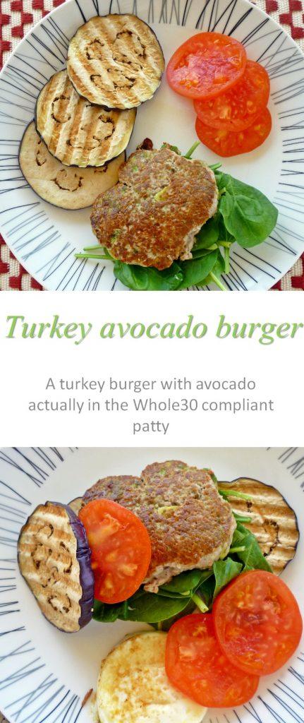 turkey-avocado-burger