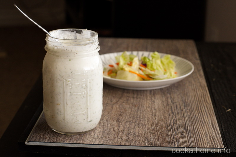 An awesome dairy-free tzatziki dressing for any salad, burger or just for dipping! #tzatziki #cookathome #glutenfree #dairyfree