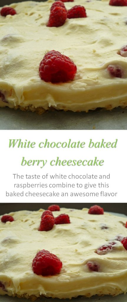 white-chocolate-berry-baked-cheesecake